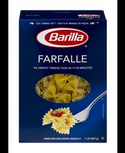 Barilla® Farfalle Pasta 1 lb. Box