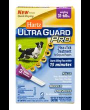 Hartz Ultra Guard Pro Flea & Tick Treatment for Dogs and Pupp...