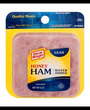 Oscar Mayer Lean Honey Ham 6 oz. Pack