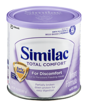 Similac Total Comfort™ Infant Formula with Iron 12 oz. Canister