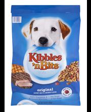 Kibbles 'n Bits Original Savory Beef & Chicken Flavor Dry Dog...