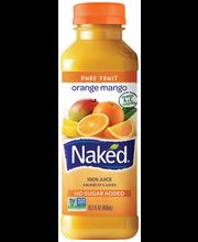 Naked Juice® Orange Mango 100% Juice 15.2 fl. oz. Bottle