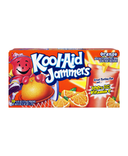 Kool-Aid Jammers Orange Flavored Drink 10-6 fl. oz. Pouches