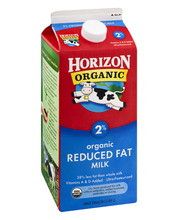 Horizon Organic® 2% Reduced Fat Organic Milk .5 gal. Carton