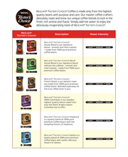 NESCAFE TASTER'S CHOICE French Roast Instant Coffee 5-0.1 oz....