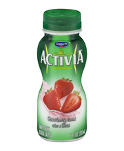 Dannon® Activia® Strawberry Probiotic Yogurt Drink 7 fl. oz. ...