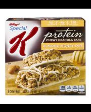 Kellogg's® Special K® Protein Almond Honey Oat Granola Snack ...