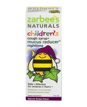 Zarbee's Naturals Children's Cough Syrup + Mucus with Dark Ho...