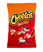 Cheetos® Crunchy Cheese Flavored Snacks 3.5 oz. Bag
