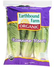 Earthbound Farm® Organic Romaine Hearts 12 oz. Pack