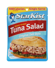 StarKist® Single Serve Ready-To-Eat Original Deli Style Tuna ...