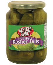 Wf Fresh Whl Kosher Dill Pickl