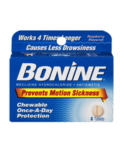 Bonine Motion Sickness Tablets - 8 CT