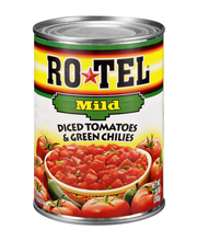 Ro*Tel Diced Tomatoes & Green Chilies Mild 10 Oz Can