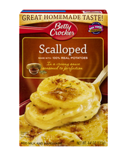 Betty Crocker® Scalloped Potatoes 4.7 oz. Box
