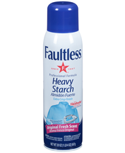 Faultless® Original Fresh Scent Heavy Starch 20 oz. Can