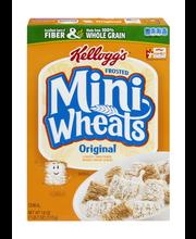 Kellogg's® Original Frosted Mini-Wheats® Cereal 18 oz. Box