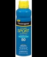 Neutrogena® CoolDry Sport with Micromesh™ Sunscreen Spray SPF...
