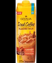 Gevalia Caramel Iced Coffee with Almond Milk 33.8 fl. oz. Ase...