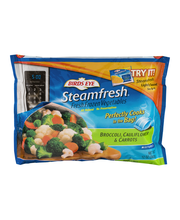 Birds Eye® Steamfresh® Broccoli Cauliflower & Carrots 12 oz. Bag