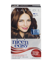 Clairol Nice 'n Easy, 4R/112 Natural Dark Auburn, Permanent H...