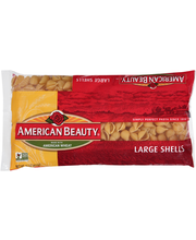 American Beauty® Large Shells Pasta 16 oz. Bag