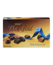 Hershey's Pot of Gold Premium Collection Candy 28 ct Box