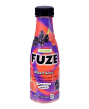 Fuze Mixed Berry Flavored Beverage