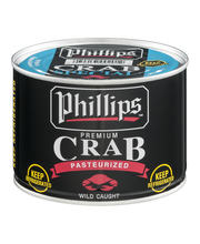 Phillips Premium Wild Caught Crab