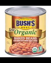 Bush's Best® Organic Baked Beans 16 oz. Can