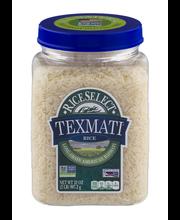Rice Select™ Texmati® Rice 32 oz. Jar