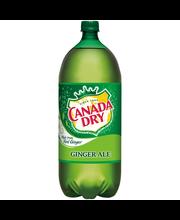 Canada Dry Ginger Ale, 2 L Bottle