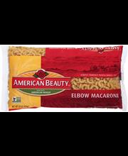 American Beauty® Elbow Macaroni 16 oz. Package