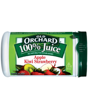 Old Orchard® 100% Juice Apple Kiwi Strawberry Frozen Concentr...