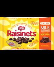 RAISINETS Fun Size 10 oz Bag