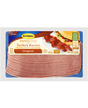 Butterball® Every Day Original Turkey Bacon 12 oz. Package