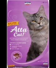 Atta Cat!® Chicken & Salmon Cat Food 16 lb. Bag