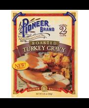 Pioneer® Roasted Turkey Gravy Mix 1.41 oz. Packet