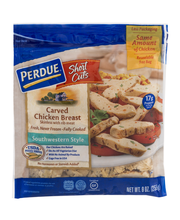 Perdue Short Cuts Carved Chicken Breast Southwestern Style