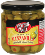 Wf Olives Stuffed Manzanilla