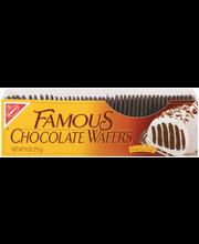 Nabisco Famous Chocolate Wafers 9 Oz Box