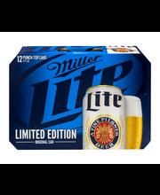 Miller Lite® Beer 12-12 fl. oz. Cans