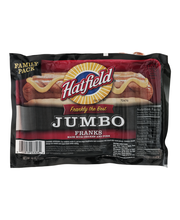 Hatfield Jumbo Franks Family Pack - 25 CT