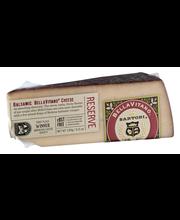 Sartori Balsamic BellaVitano Cheese