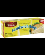 Shrsvg Sandwich Bags