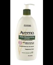 Aveeno® Daily Moisturizing Lotion Body Moisture 18 Oz Pump