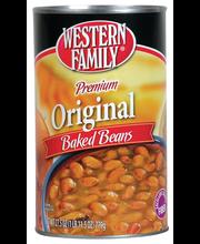 Wf Baked Beans Original