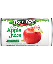 Tree Top 100% Apple Juice Frozen Concentrate 12 fl. oz. Can