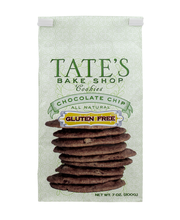 Tate's Bake Shop Gluten Free Cookies Chocolate Chip