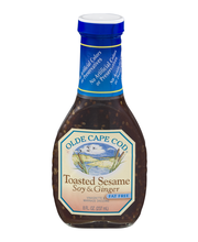Olde Cape Cod Toasted Sesame Soy & Ginger Vinaigrette & Marin...